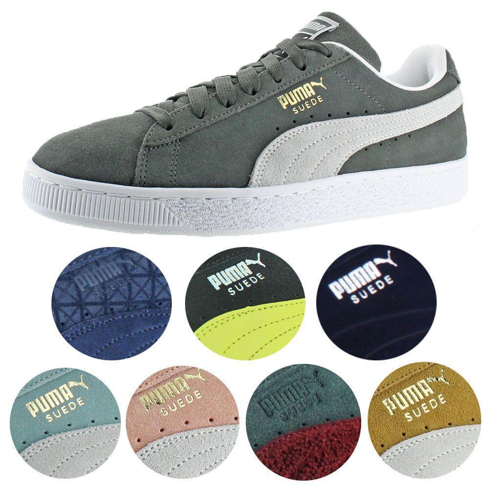 Details about Puma Suede Classic Men's Fashion Sneakers