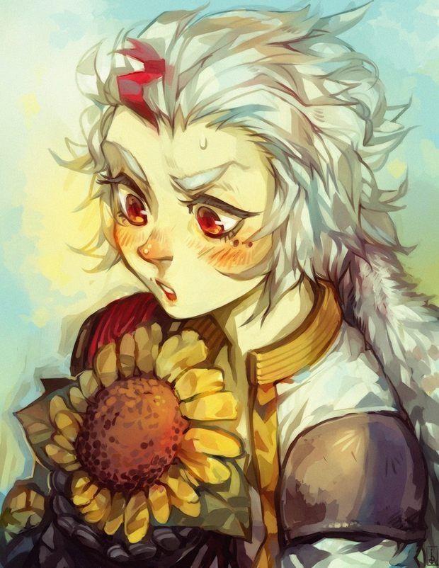 Manga Art by Jotaku