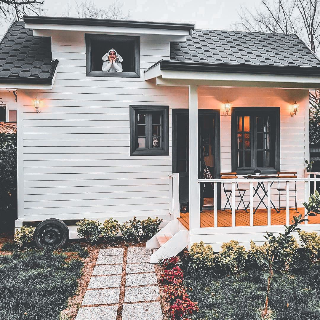 42 Best Tiny Houses Design Ideas For Small Homes 2020 Tiny House Design Best Tiny House Small House Design