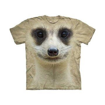 T-Shirt Erdmännchen, 19€, jetzt auf Fab.