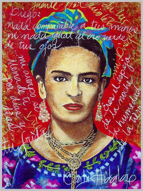 Obra de la pintora mexicana Beatriz Hidalgo de la Garza
