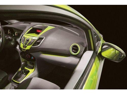 2011 2013 Ford Fiesta Interior Trim Kit Ford Fiesta Ford Fiesta St