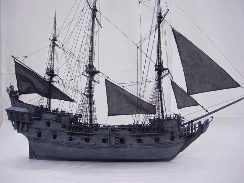 Modelismo Naval Para Principiante Perla Negra Perlas Negras Barco Perla Negra Planos De Veleros