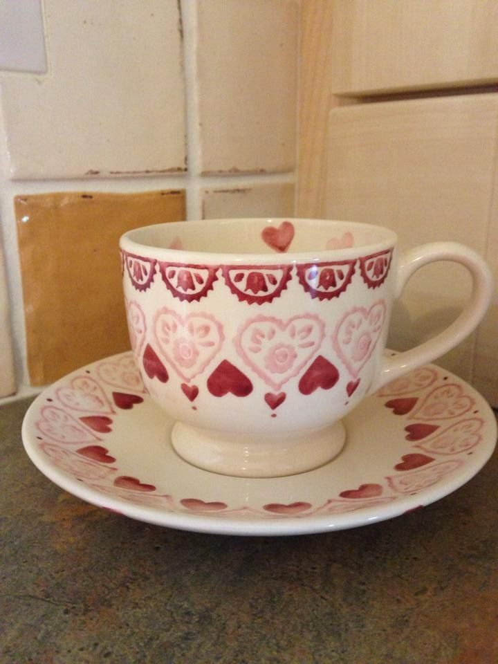 Emma Bridgewater Studio Specials at the Toast & Marmalade Collectors Club event (18.03.14). This is lovely.