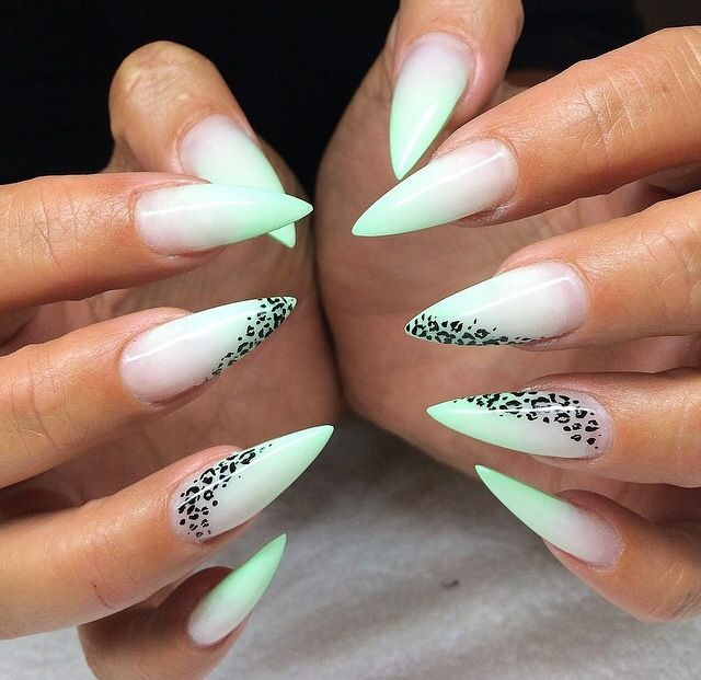 Pin by Xristina Savvidou on stiletto nails ❤ | Pinterest