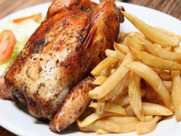 Pollo A La Brasa Aprende Su Receta Casera Y Disfrútalo Video Pollo A La Brasa Comida Peruana Recetas Y Receta Pollo A La Brasa