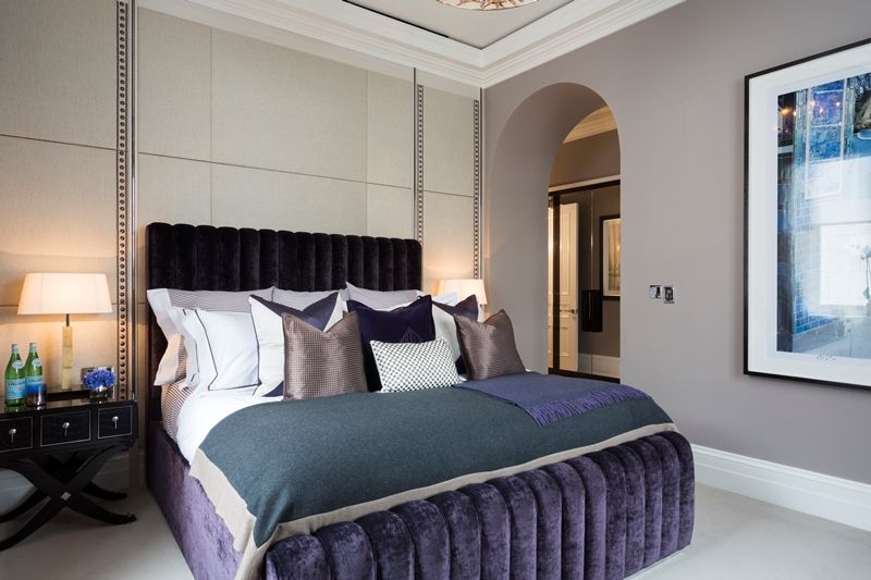 Argent - master bedroom #therussell #russellstreet