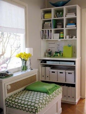 Storage inspiration for when I get my cabinets built