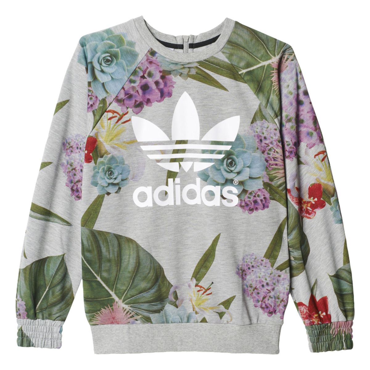 new concept 93abd 21c48 Sudadera de mujer Train Aop Sweat Adidas
