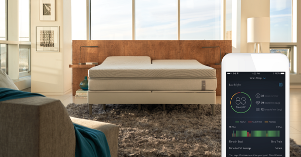CES 2018 Sleep Number 360 smart bed introduced with