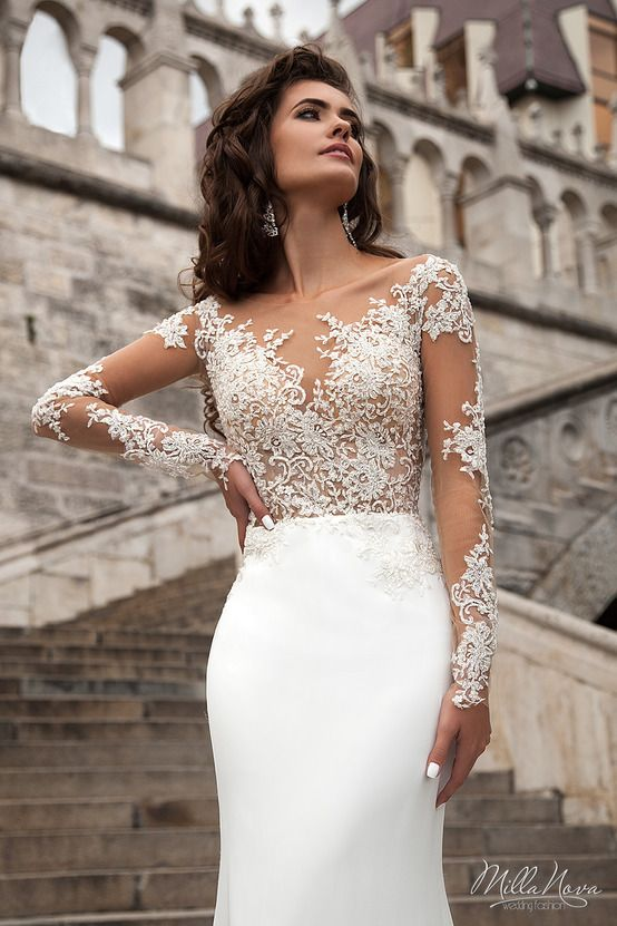 Mermaid Wedding Dresses In Chicago : Wedding dresses milla nova available at viero bridal