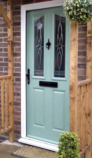 Victorian Curve composite front door | FRONT DOORS | Pinterest ...