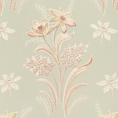 tapeten bord ren florale tapeten blumentapeten tapeten stoffe vorhangstangen im. Black Bedroom Furniture Sets. Home Design Ideas