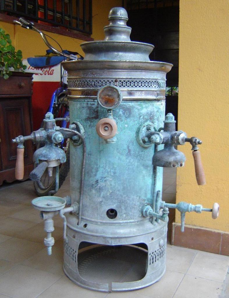 Antigua Cafetera Omega Aicardo Urbe,boliche Bar Almacen. (Cafeteras ...