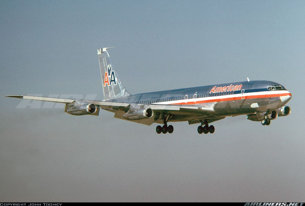 the boeing 707 essay
