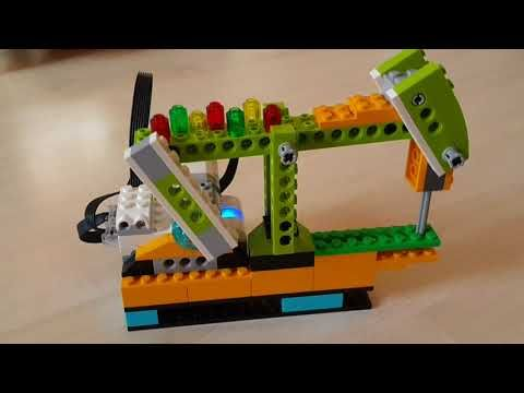 Pump With Wedo 20 Lego Education Project Youtube Coding And