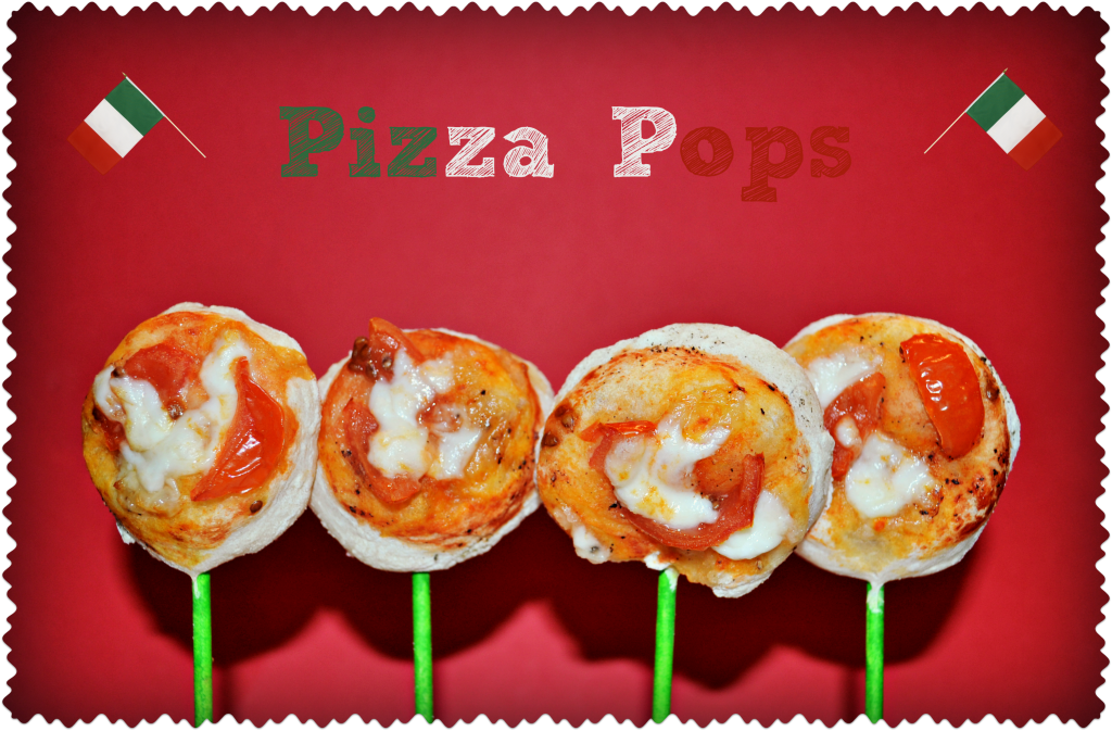 Cake pops salés en forme de pizza pops pour une soirée italienne | Pop cakes salé, Cake pops ...