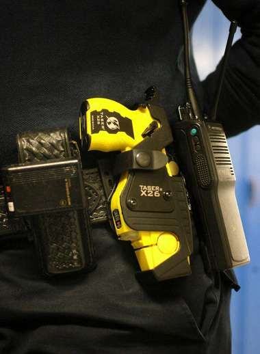 Detroit Police Chief James Craig: Tasers, on-body cameras could be coming soon