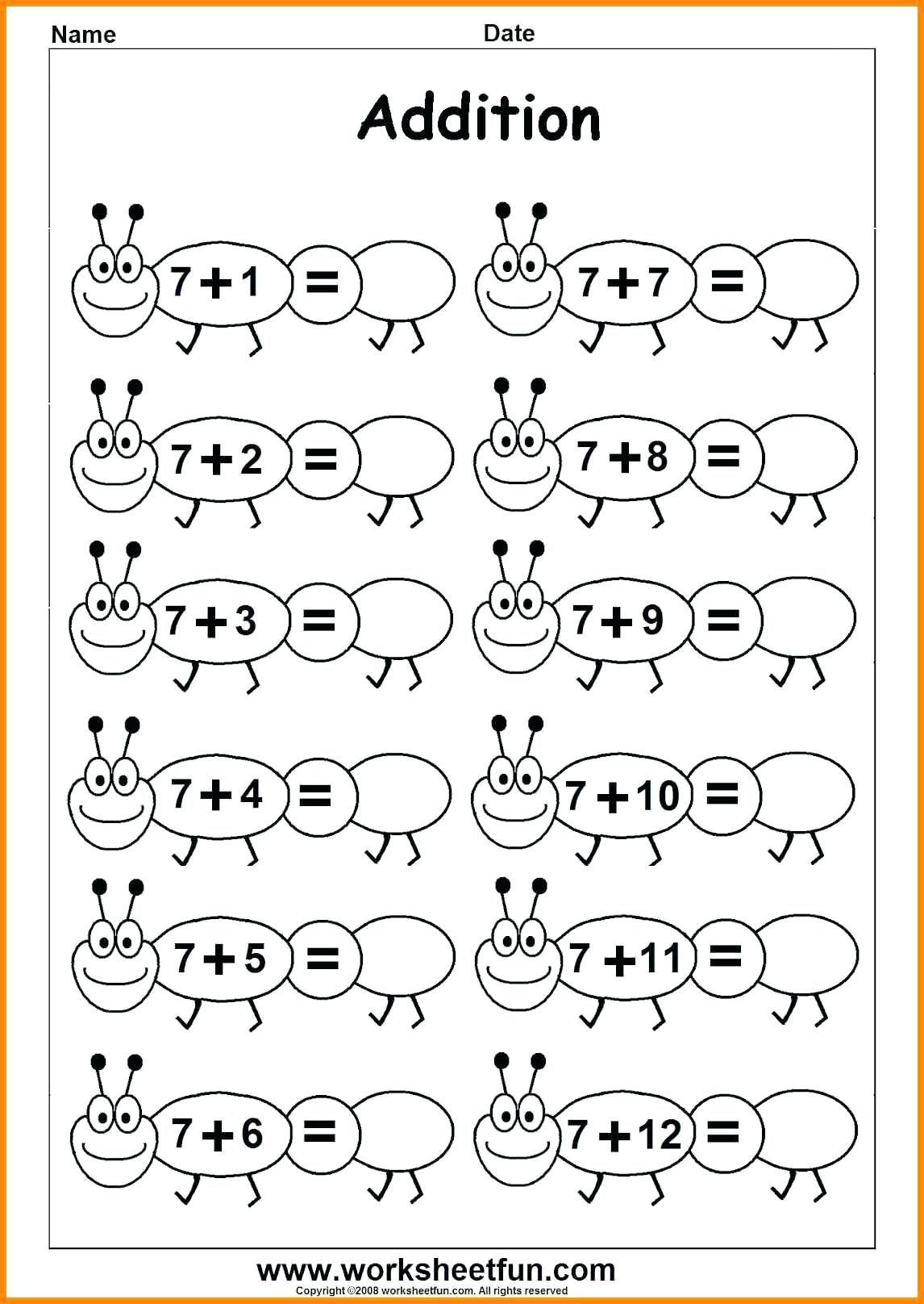 1st Grade Science Worksheets Math Worksheet For Kids In 2020 Kindergarten Math Worksheets Free Free Printable Math Worksheets Kindergarten Math Worksheets Addition