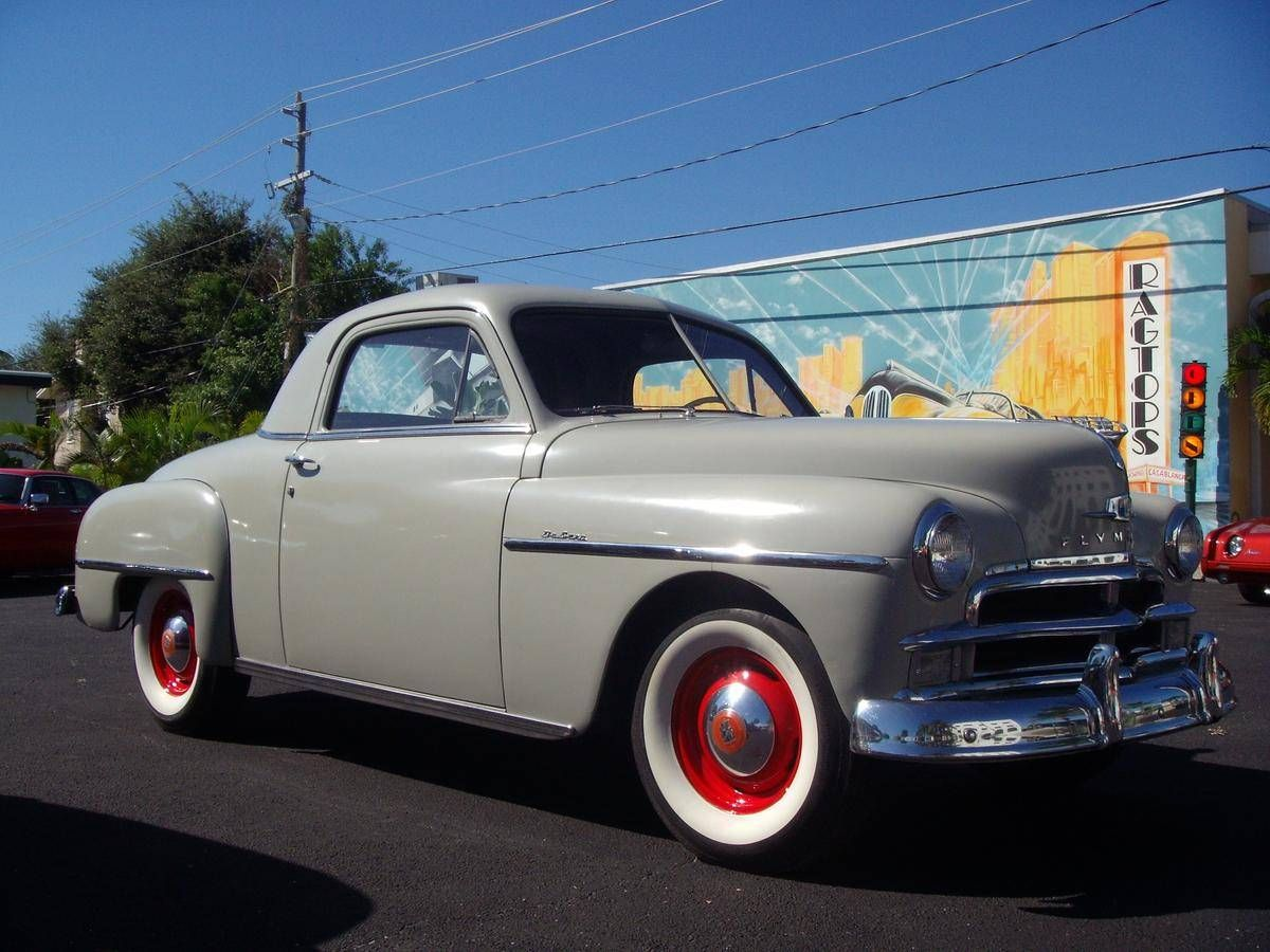 1950 Plymouth Business Coupe By Roadtripdog On Deviantart 1941 Deluxe