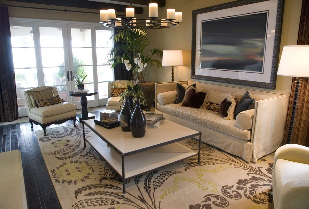 Delightful The Coffee Table Is What Sets This Living Room Apart Being A Two Level White
