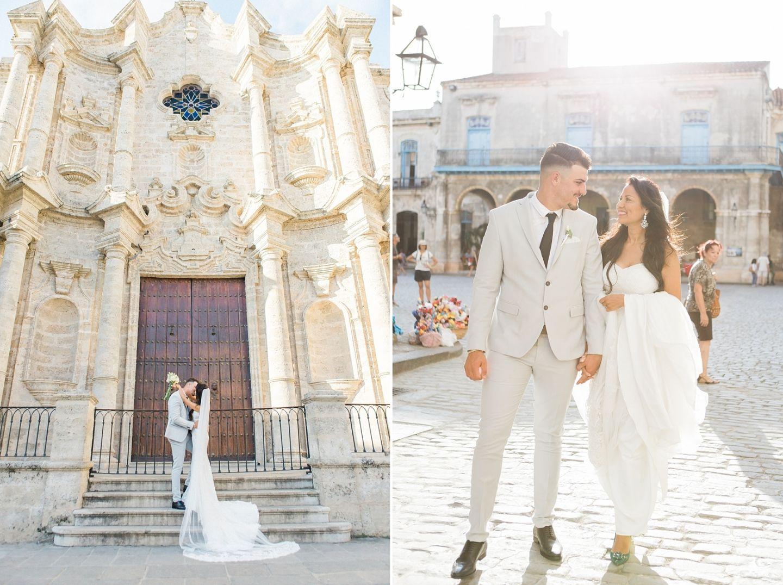 Cuba Destination Wedding Photographer Intimate Weddings In Havana Venues Top