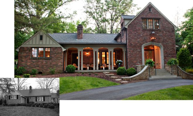 2nd Story Ranch Addition Before And After Picture Google Search Exterior House Remodel House Exterior Ranch Remodel