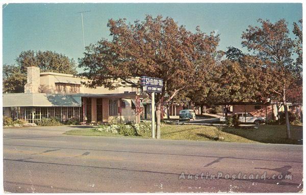 Austinpostcard St Elmo Tel House Styles Austin Texas Places Ive Been