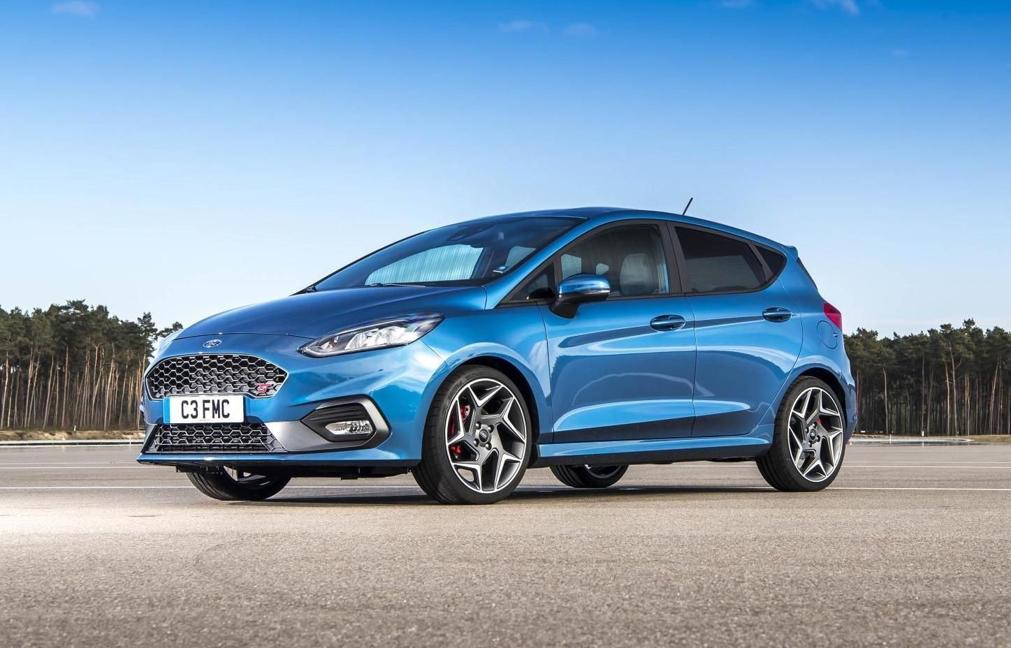 2019 Ford Fiesta First Drive 2019 Ford Ford Fiesta St Ford