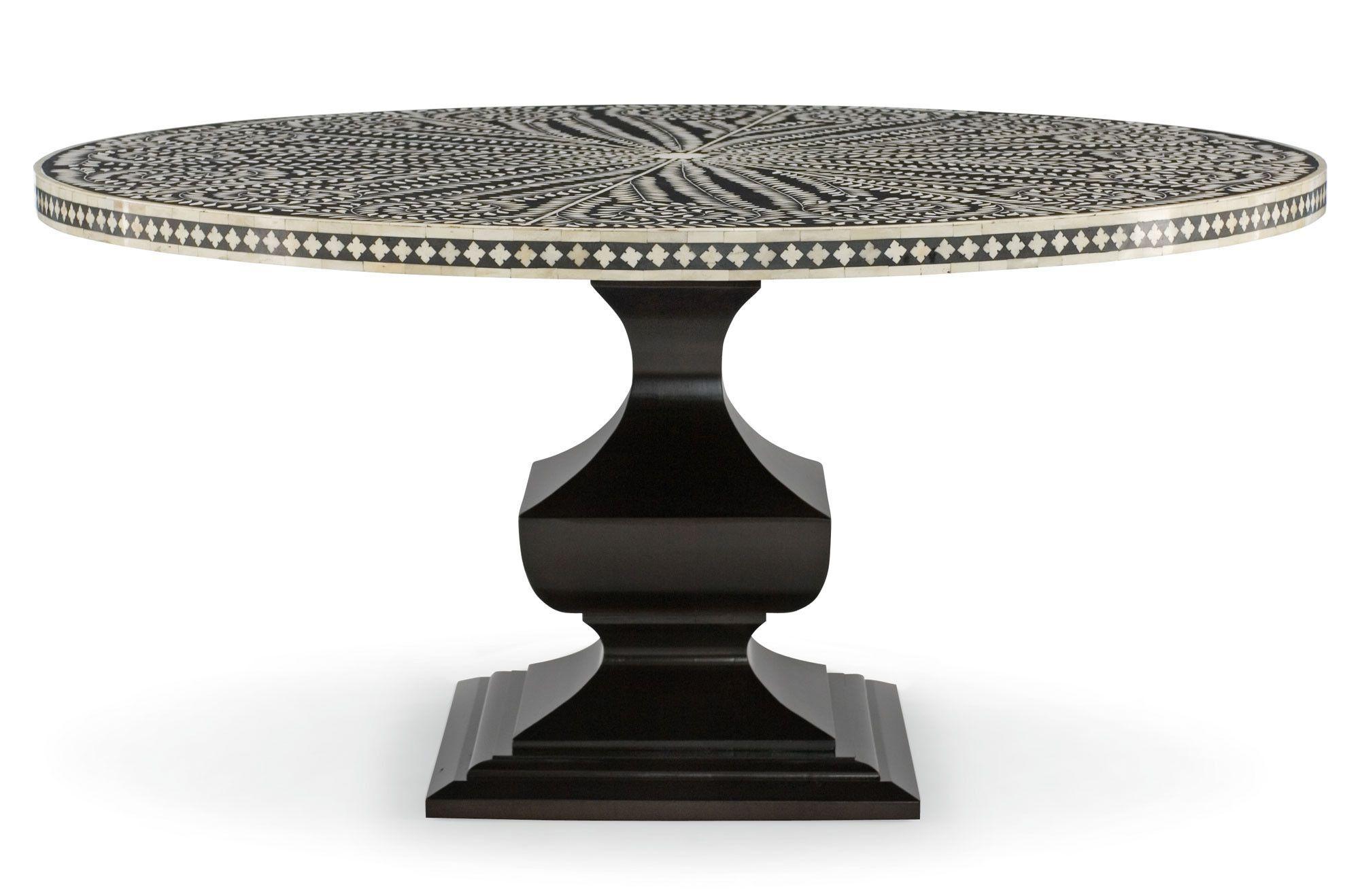Barnsley Dining Table Bernhardt Dining Table Pedestal Dining