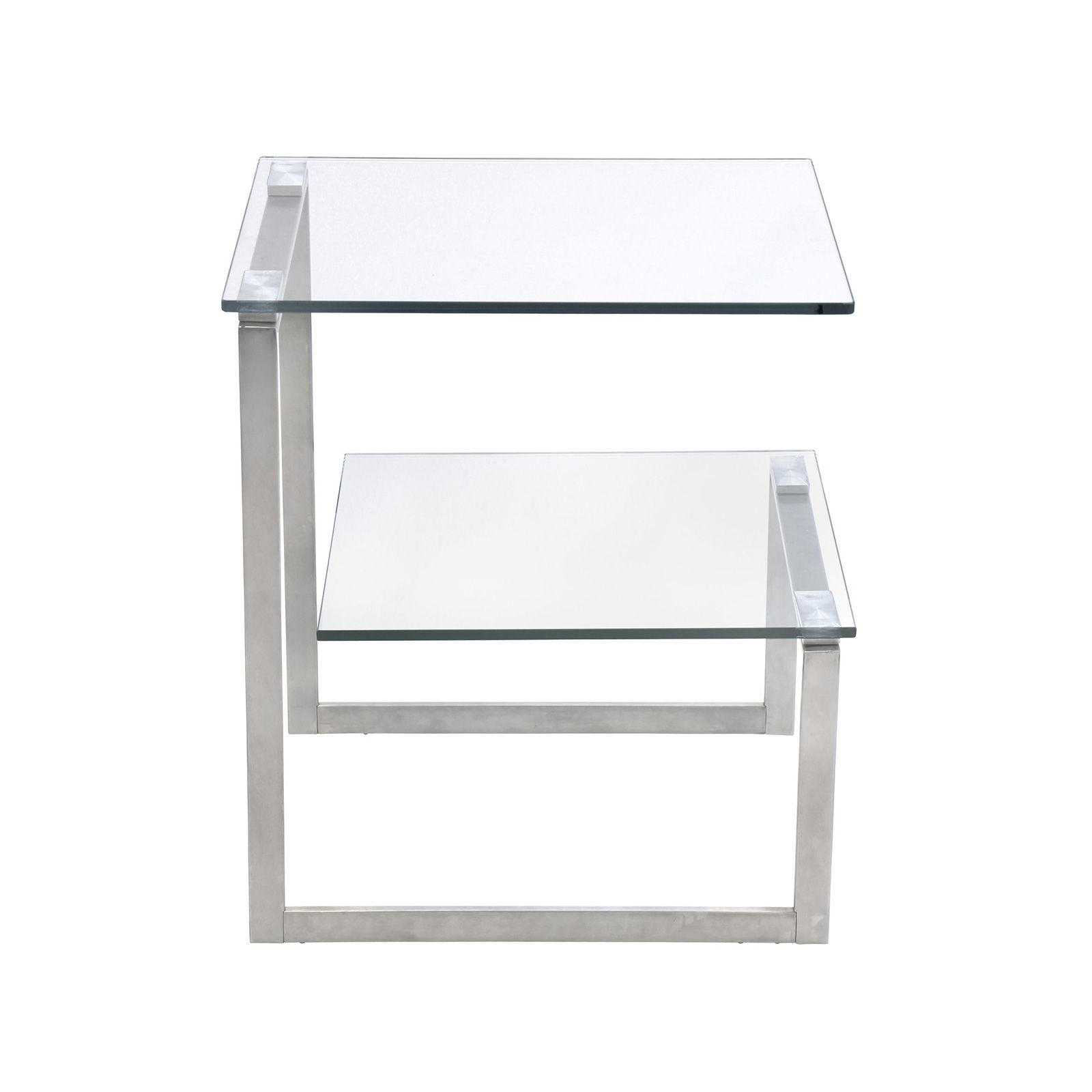 work some living room magic with this side table that radiates
