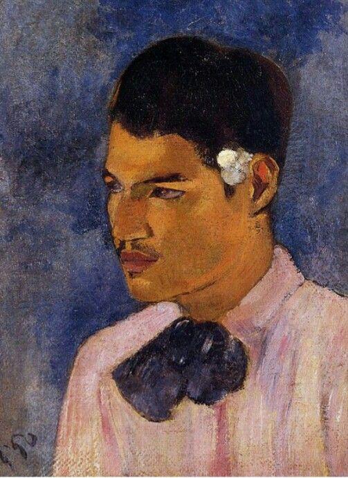 Paul Gauguin Pos Impressionismo Artistas Impressionismo