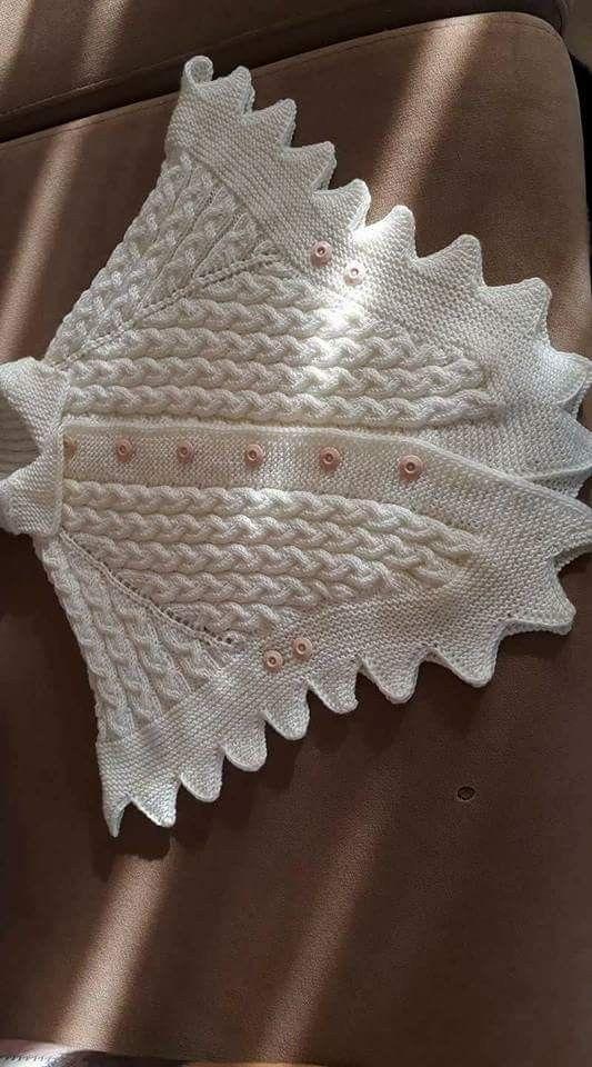 Pin de Soledad C T en Patrones de ganchillo | Pinterest | Poncho ...