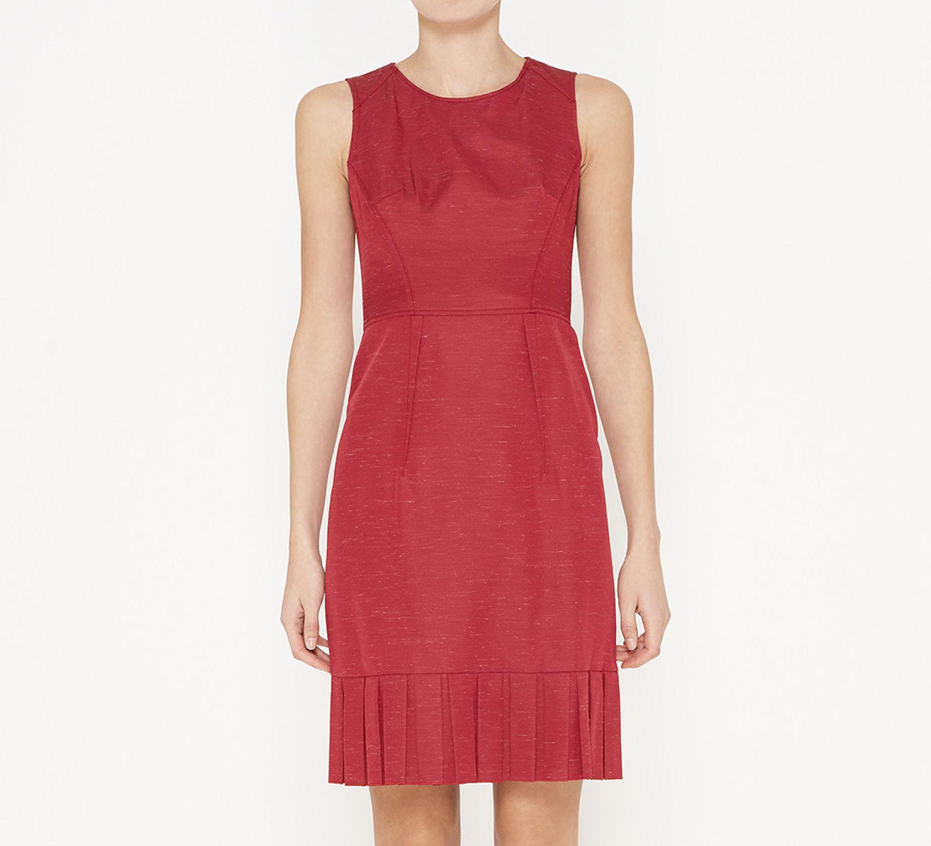 Red dress by valentino live fashionably pinterest valentino