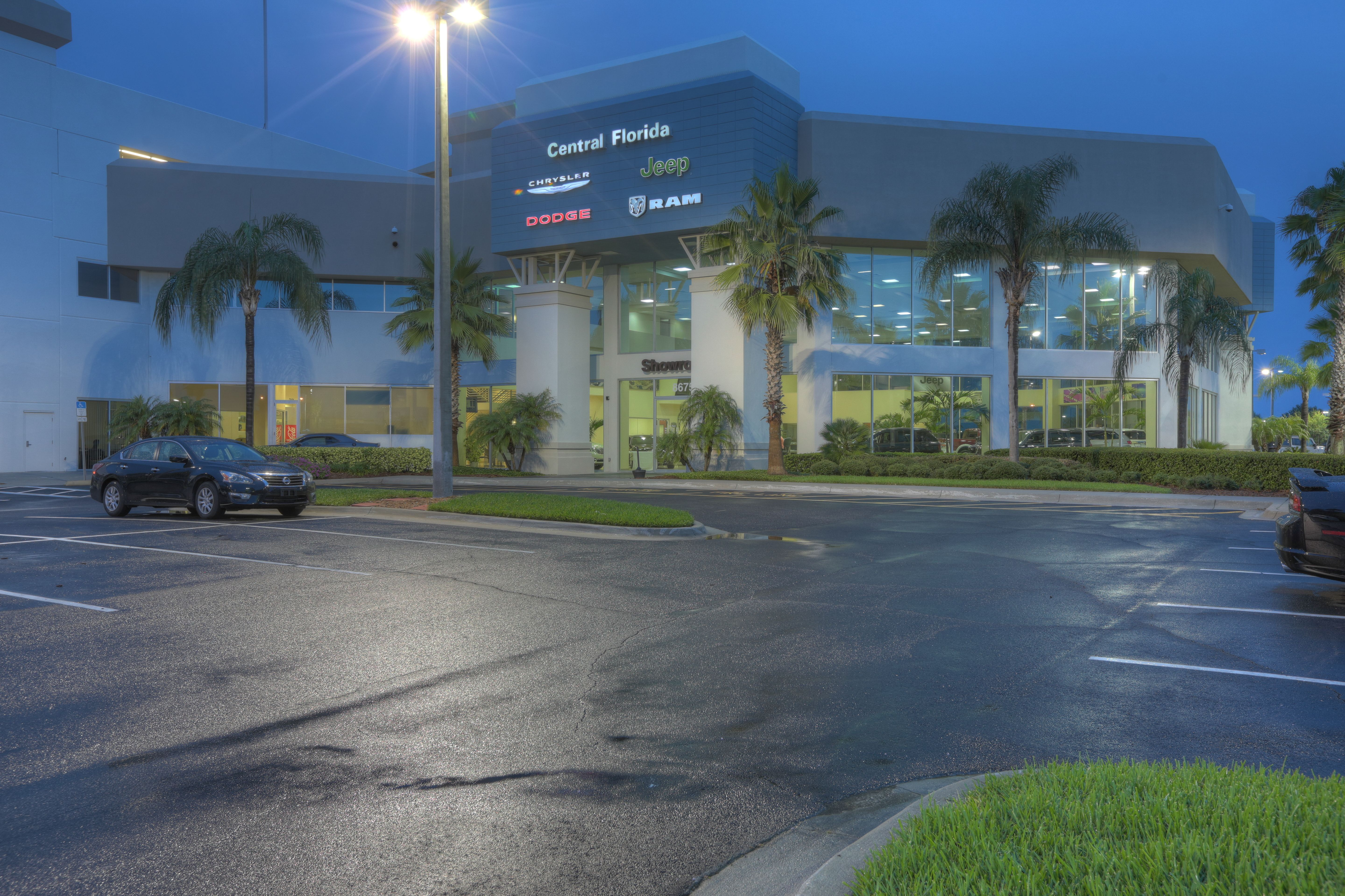 About Central Florida Chrysler Dodge Jeep Ram In Orlando