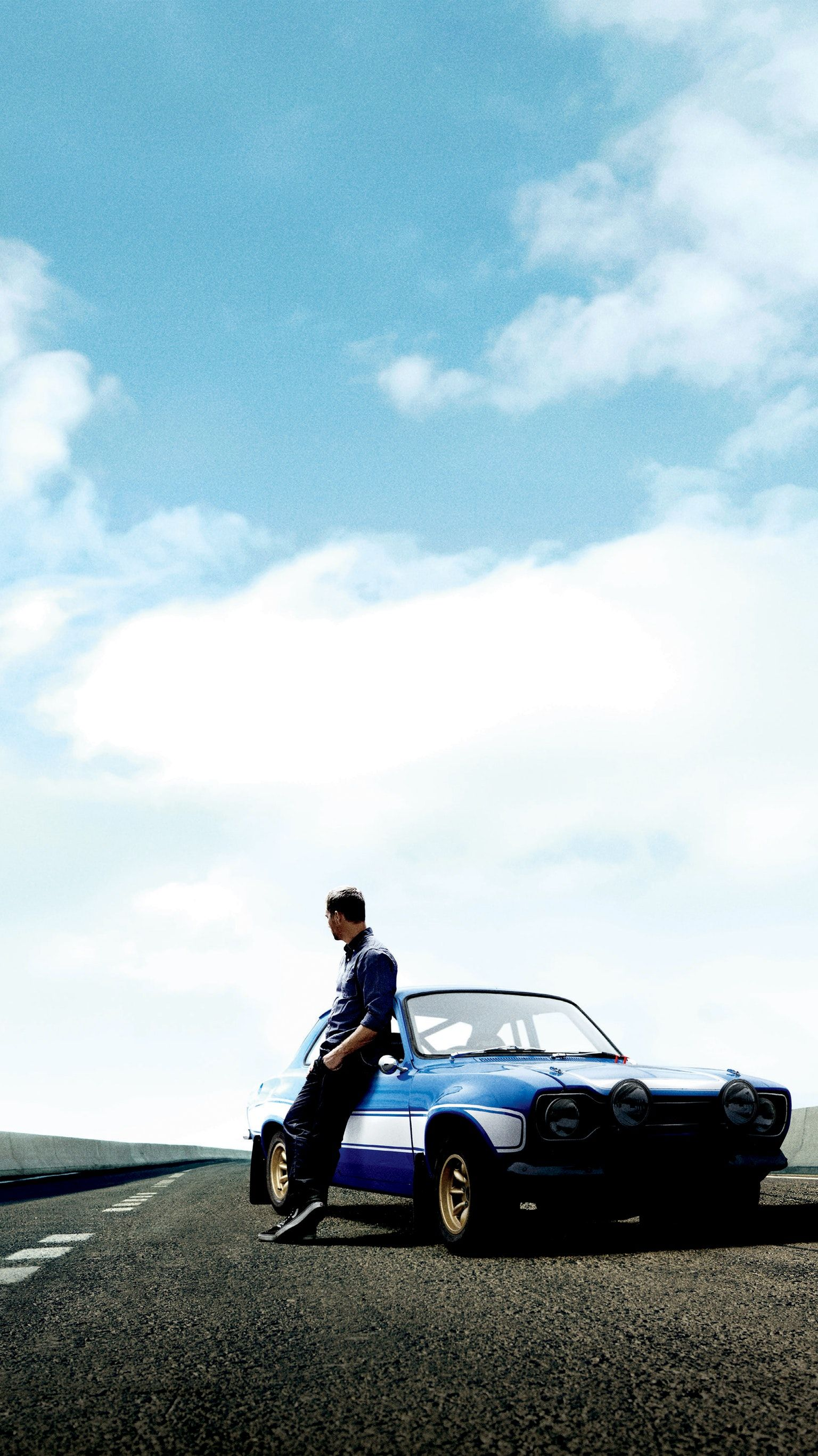 Fast Furious 6 2013 Phone Wallpaper In 2020 Paul Walker