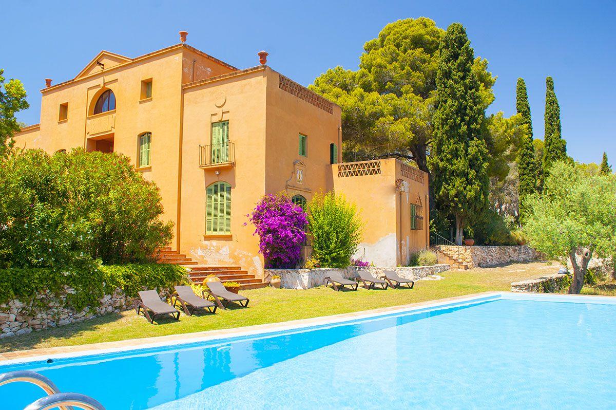 Villa, Private Pool, Family Holiday, Spain, Costa Dorada, Sea Views