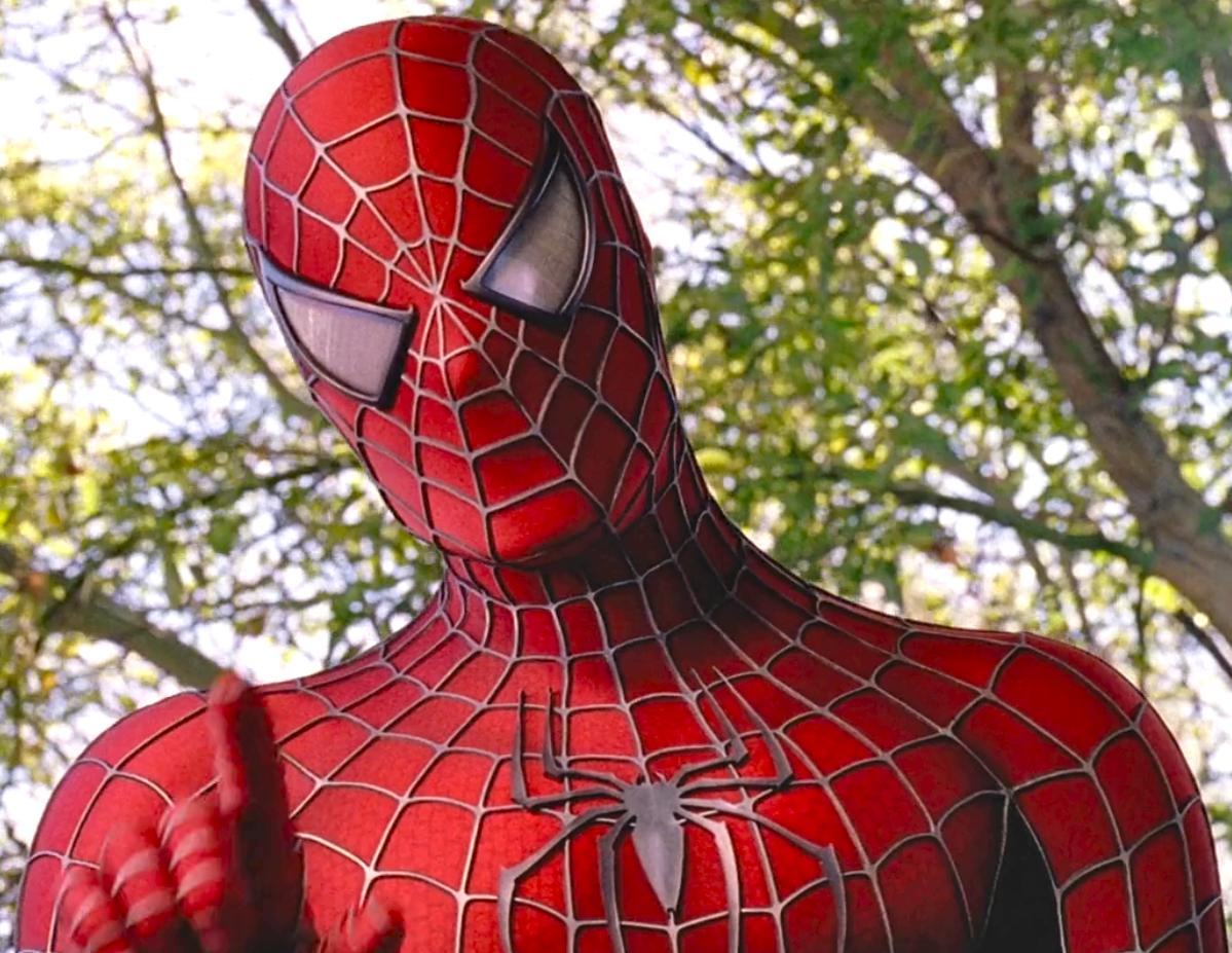 Marvel in film n°7 - 2004 - Tobey Maguire as Spider-Man ...