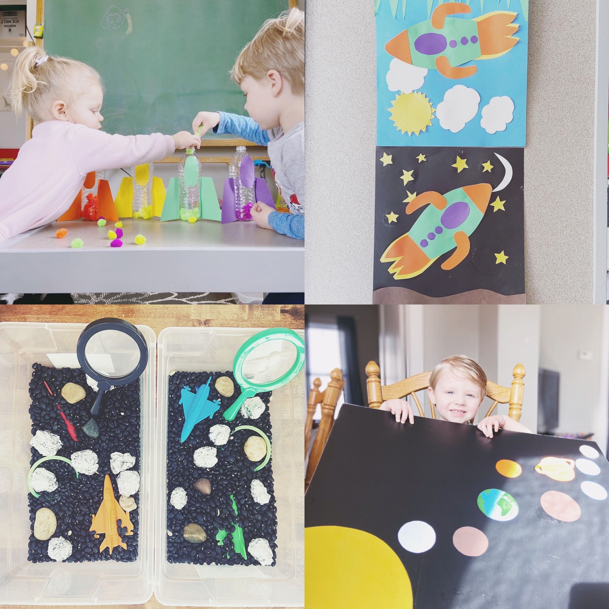 Space Themed Activities In
