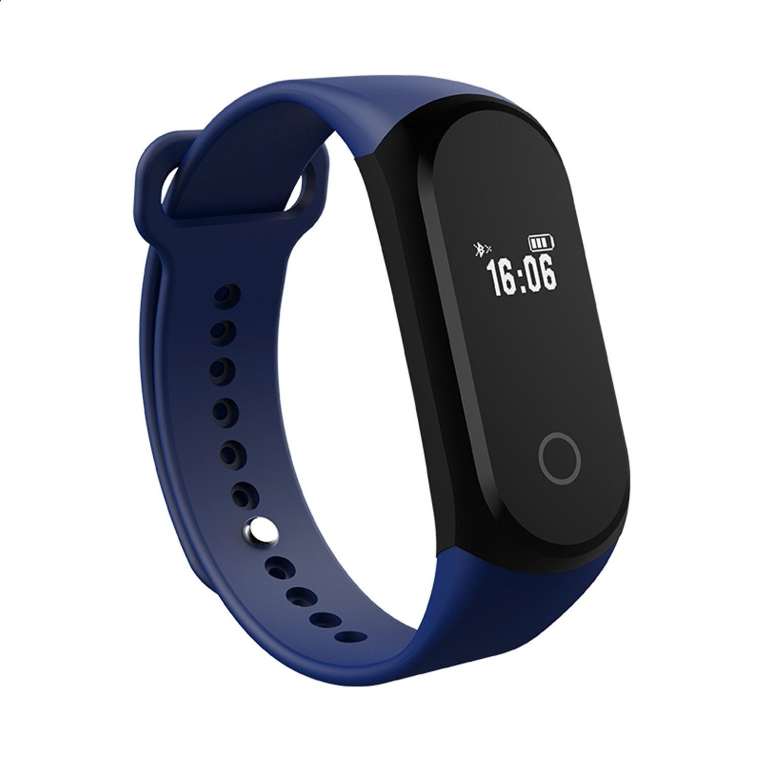 Activity Bracelets Fitness Rorsche A16 Bluetooth Smart Watch With Heart Rate