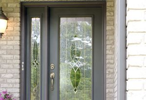 Steel Entry Door With Single Sidelight Renewal By