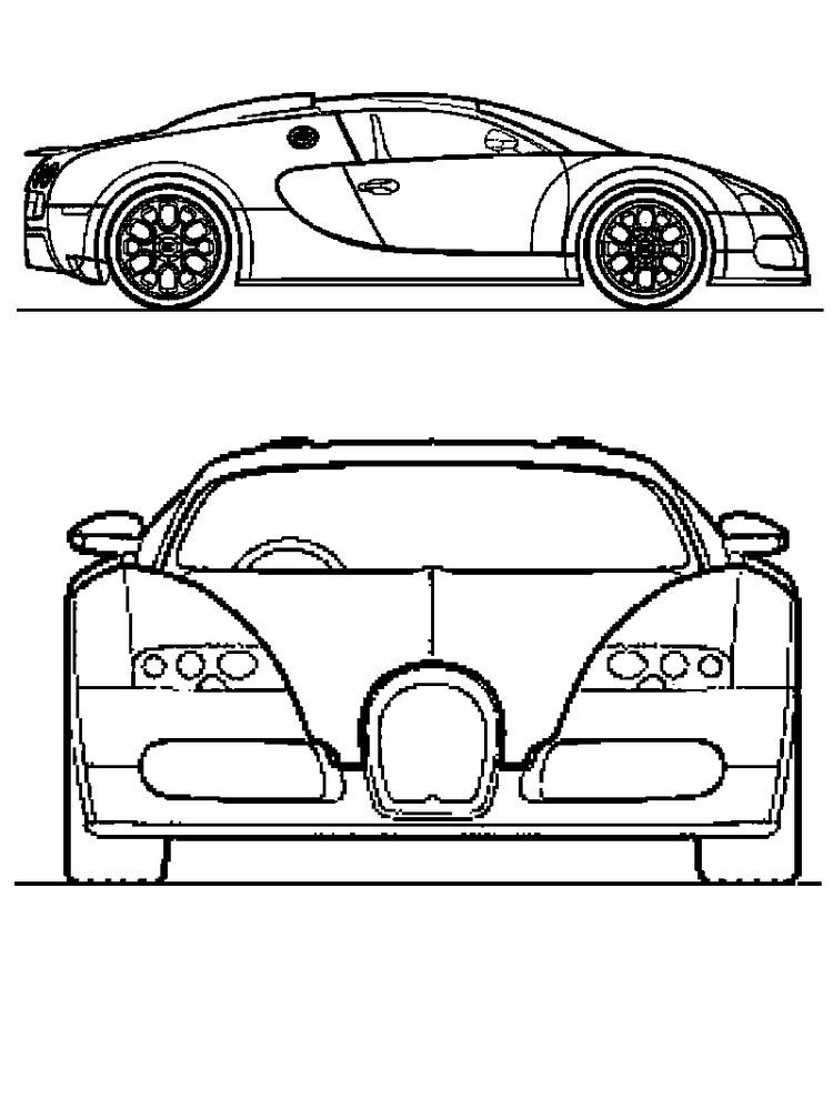 Bugatti Divo Coloring Pages Bugatti Is An Automotive Company That Produces Cars With Extraordinary Capabilities The In 2020 Cars Coloring Pages Bugatti Cars Bugatti