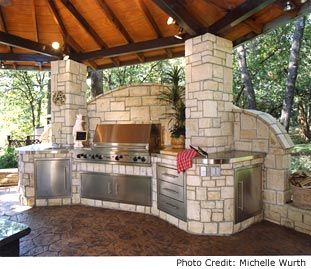 Outdoor Kitchens By Design outdoor gorgeous backyard kitchen photo - bing images   outdoor