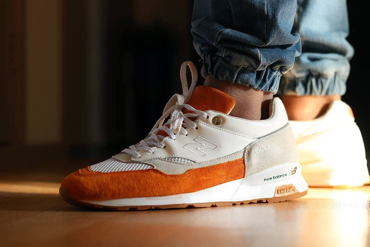 These New Balance 1500 BOR 'Toothpaste' are amazing! #sneakers