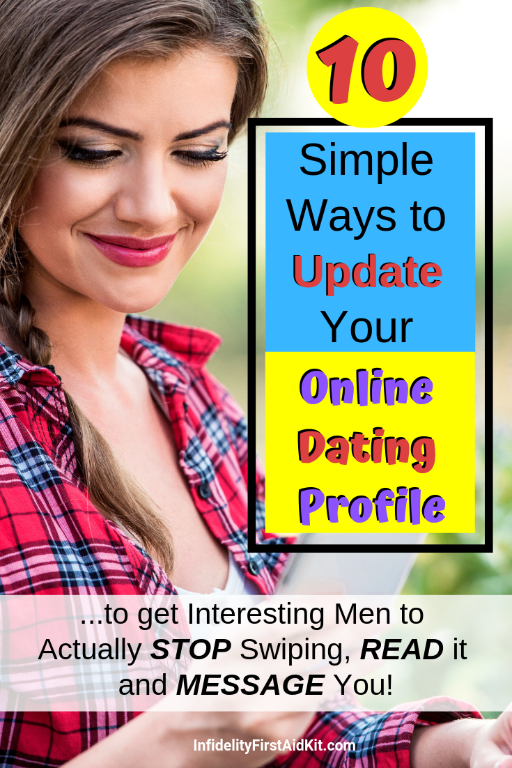 Simple dating profile examples