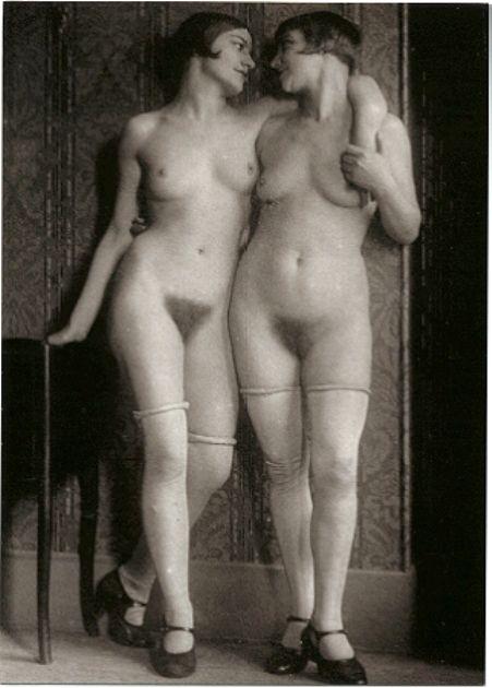 French postcard girls lesbian scene Part 10 5