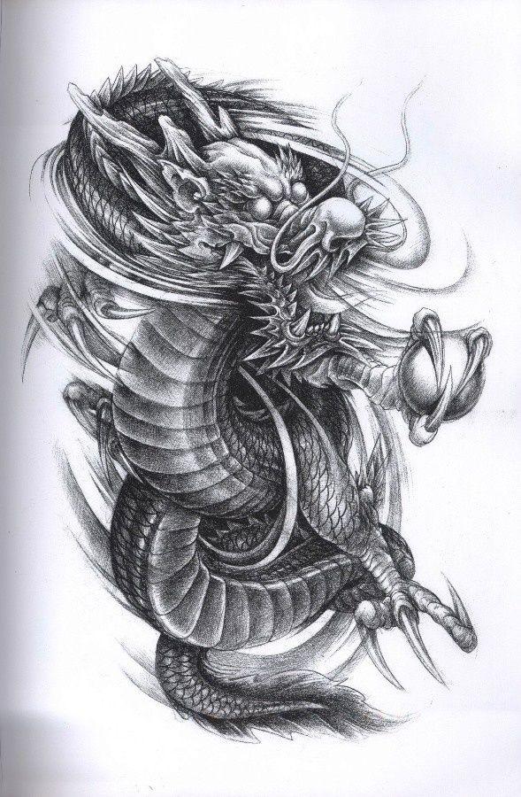 dragon tattoo design dragon tattoos tattoo dragon japanese