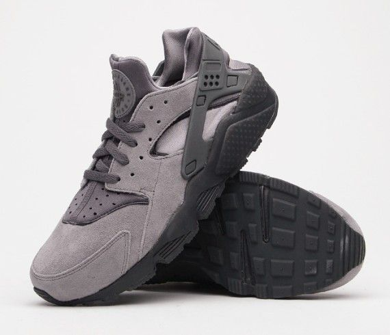 290627b58332 Nike Air Huarache - Cool Grey. Old school classic goes grey.
