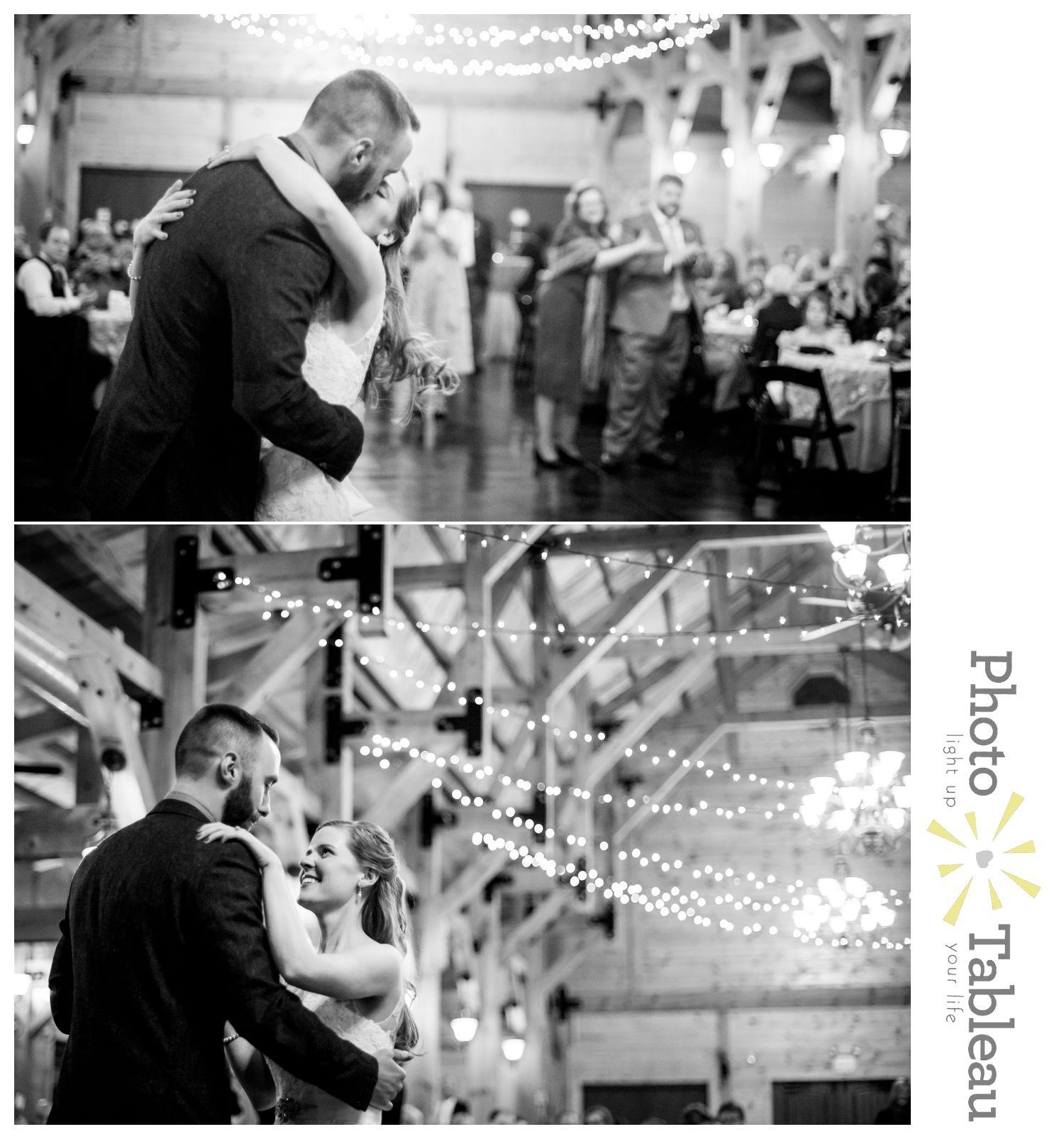 Stunning fall rustic chic wedding at @canopycreek last year. Amazing venue! | Photo Tableau Wedding