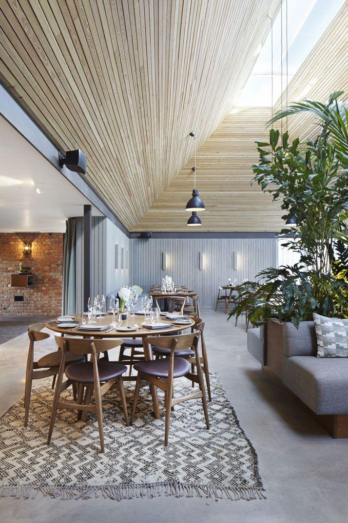 The woodspeen restaurant and cookery school by softroom http yatzer also kemal cansiz kemalcansiz on pinterest rh